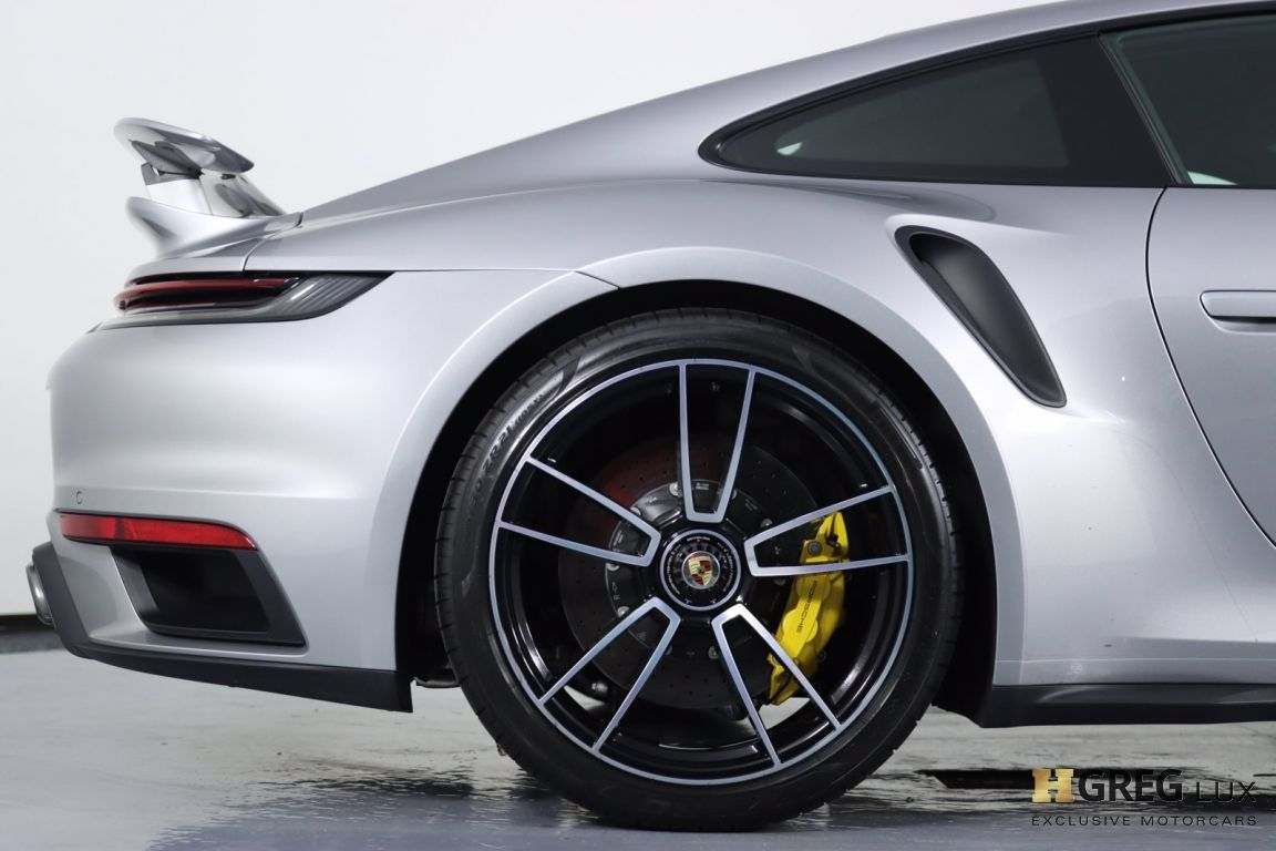 2021 Porsche 911 Turbo #14
