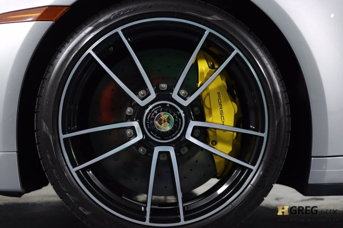 2021 Porsche 911 Turbo #25