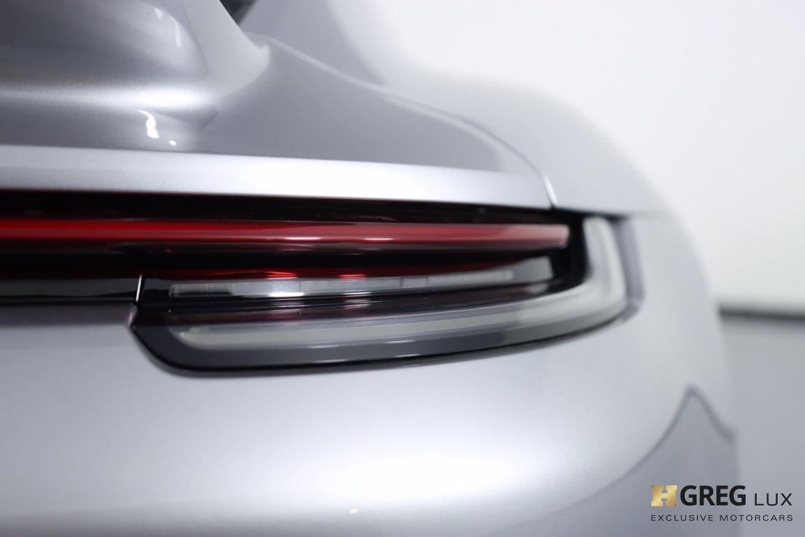 2021 Porsche 911 Turbo #20