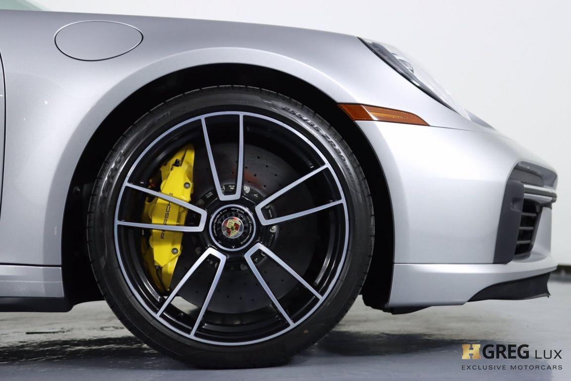 2021 Porsche 911 Turbo #11
