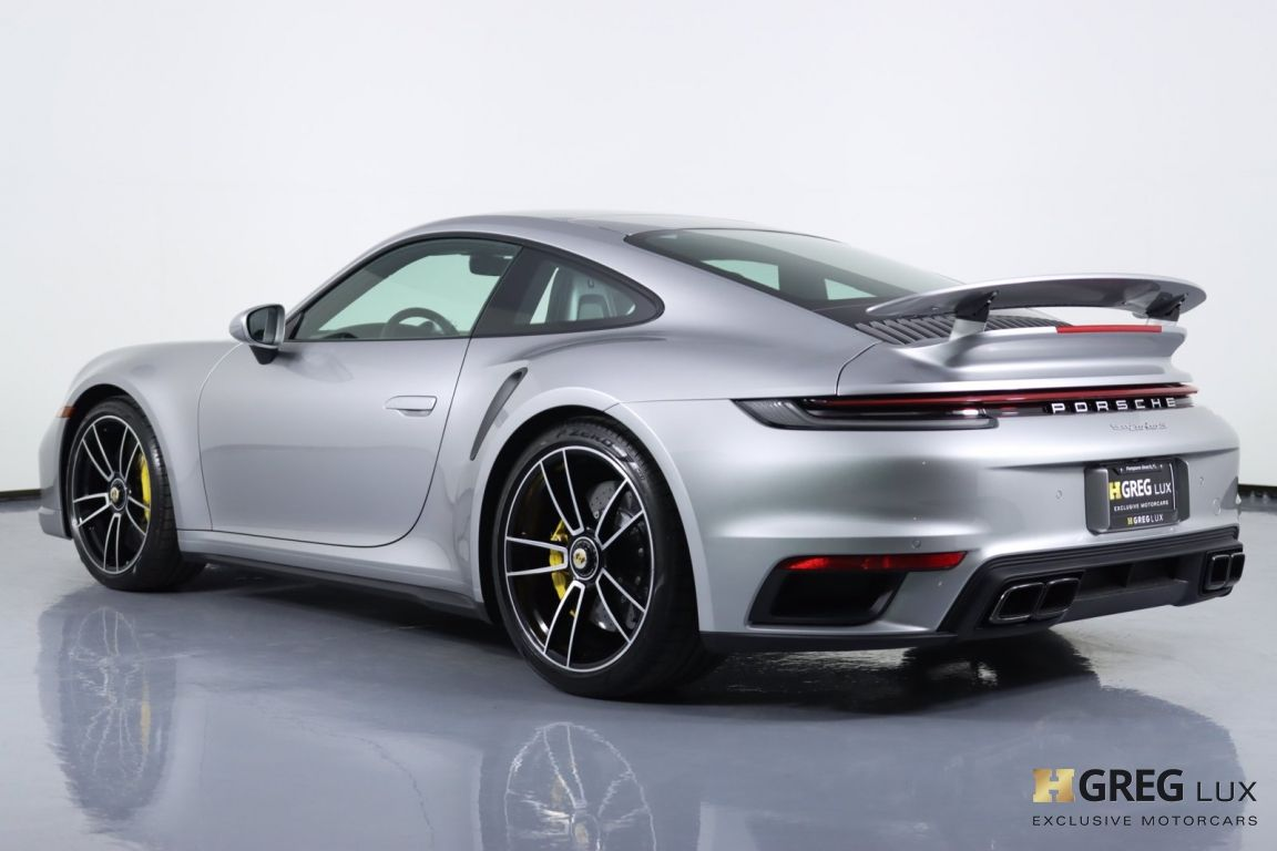 2021 Porsche 911 Turbo #22
