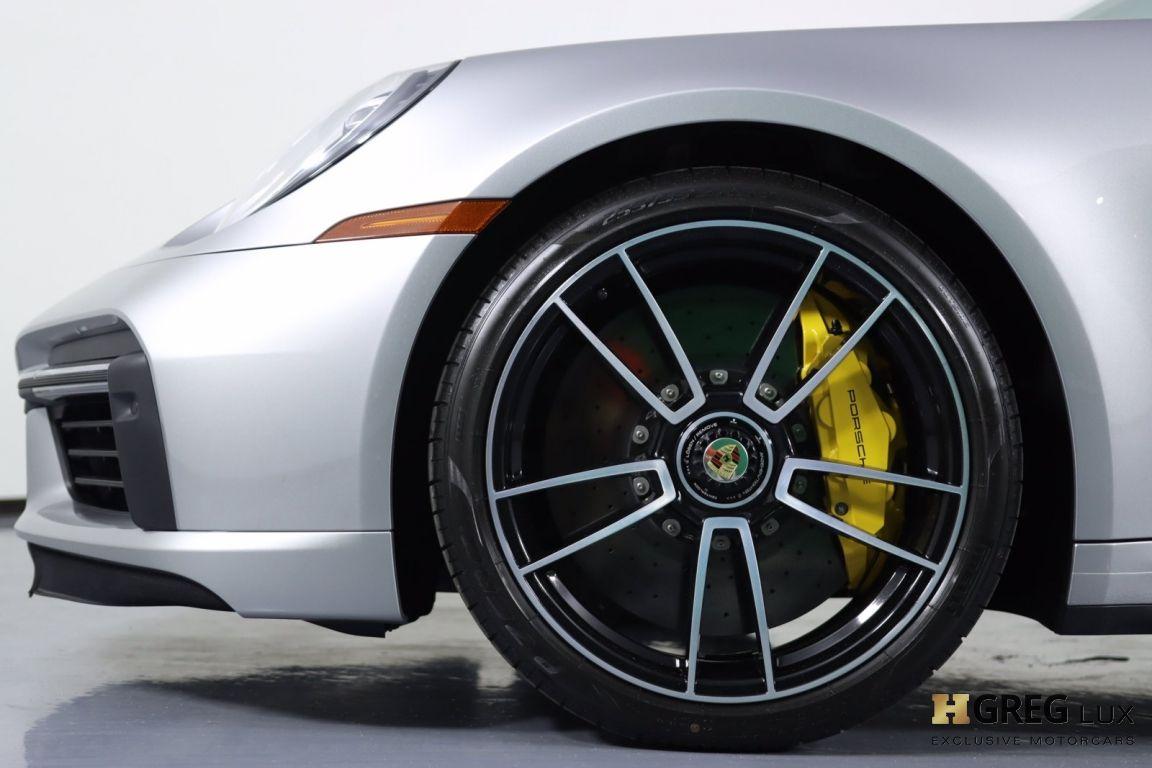 2021 Porsche 911 Turbo #24