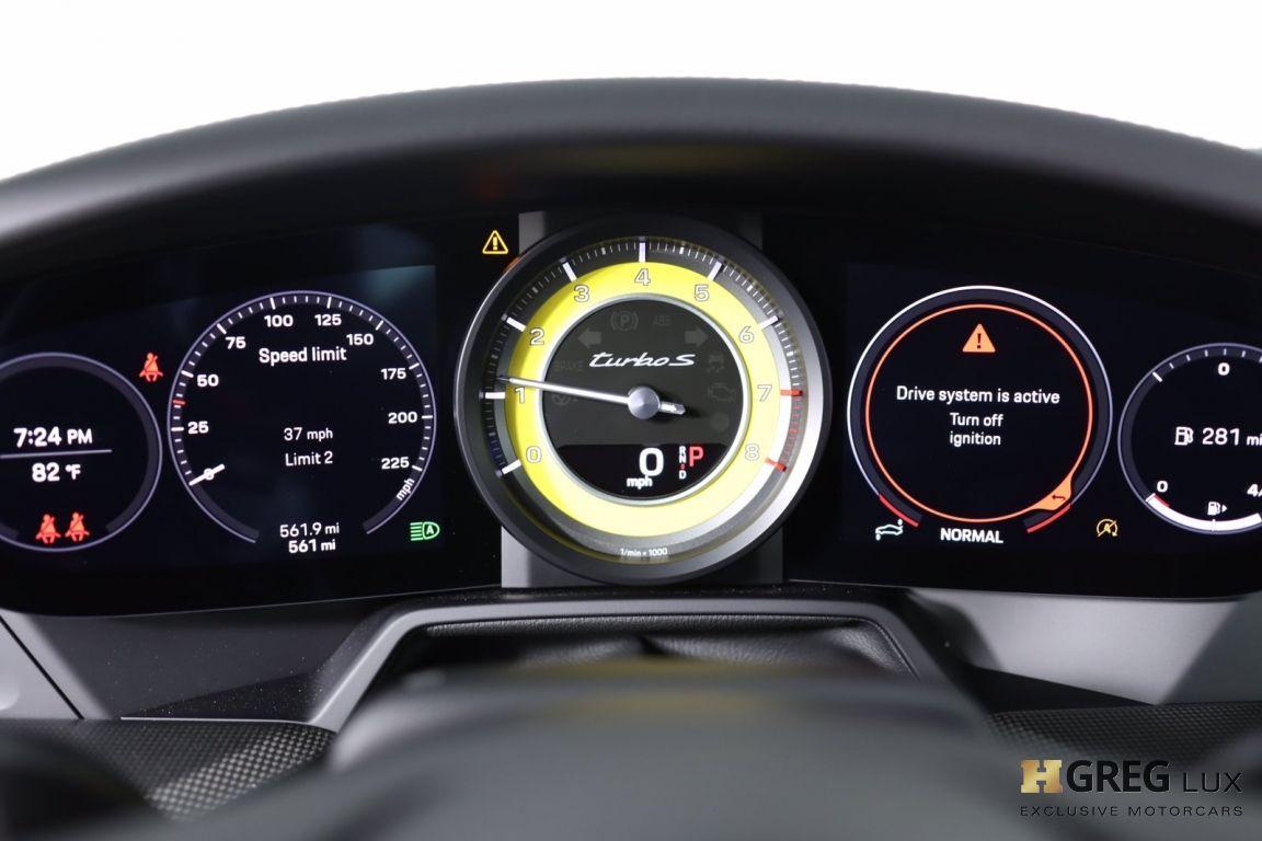 2021 Porsche 911 Turbo #51