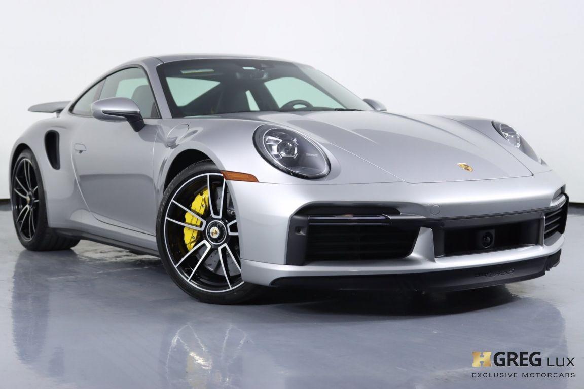 2021 Porsche 911 Turbo #0