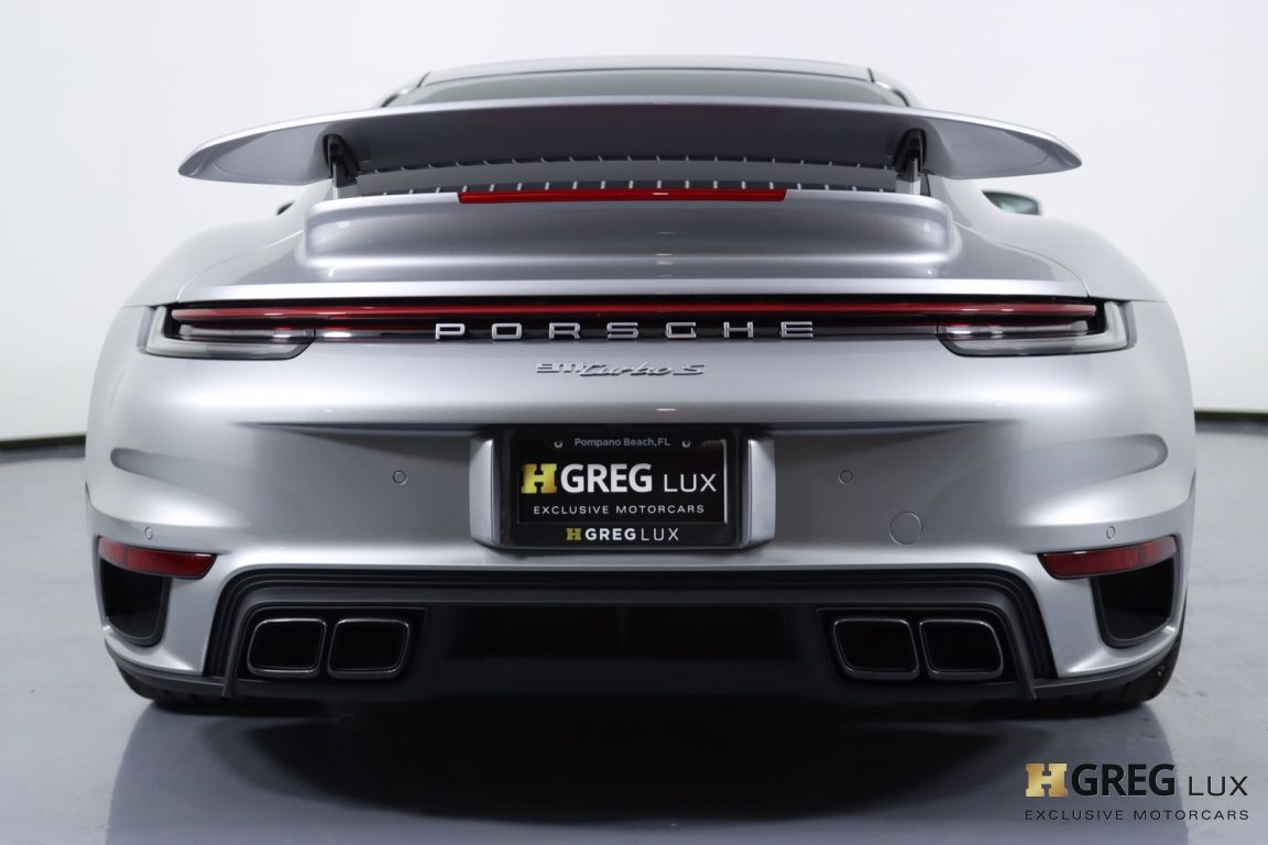 2021 Porsche 911 Turbo #18