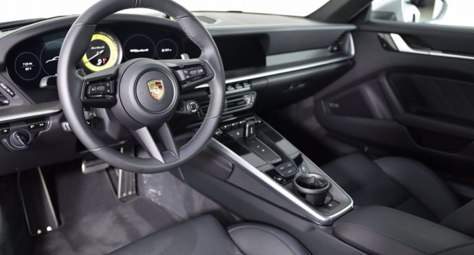 2021 Porsche 911 Turbo #1