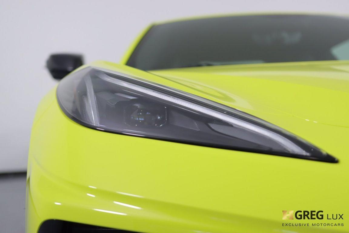 2020 Chevrolet Corvette 2LT #4