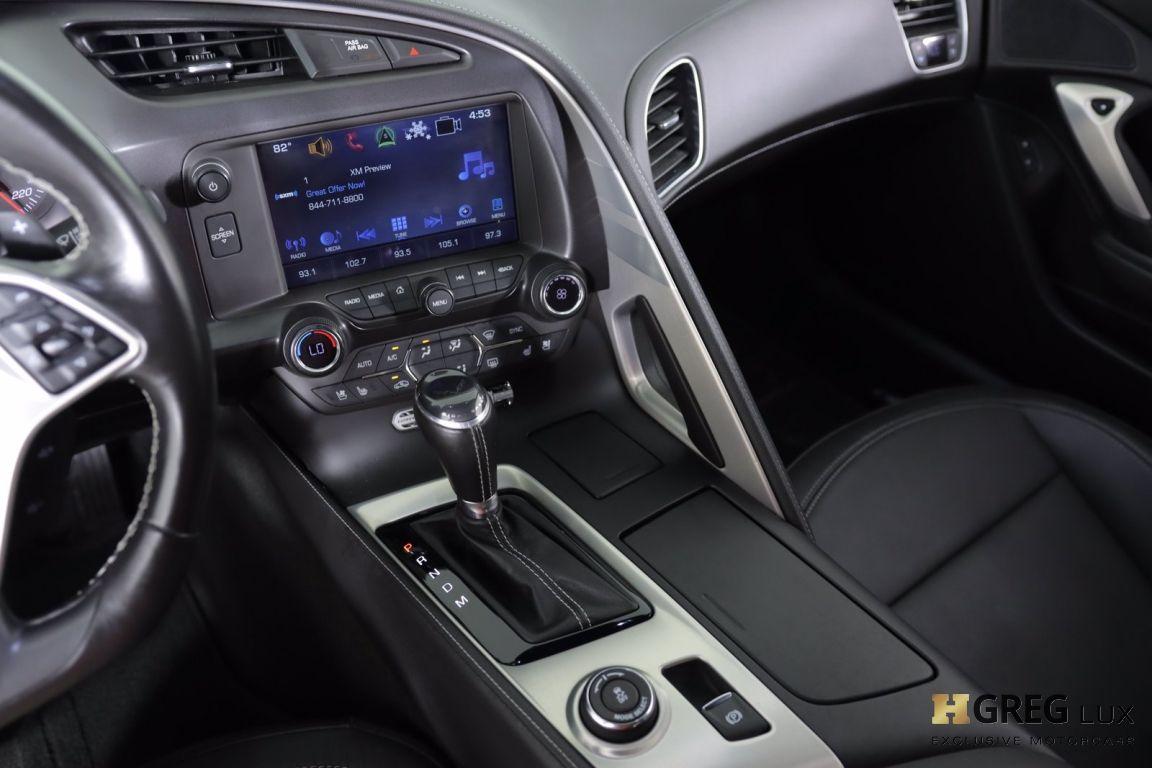 2017 Chevrolet Corvette Grand Sport 2LT #37
