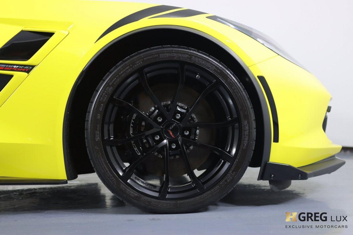 2017 Chevrolet Corvette Grand Sport 2LT #12