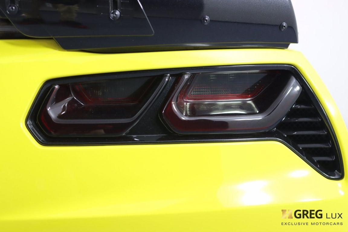 2017 Chevrolet Corvette Grand Sport 2LT #19