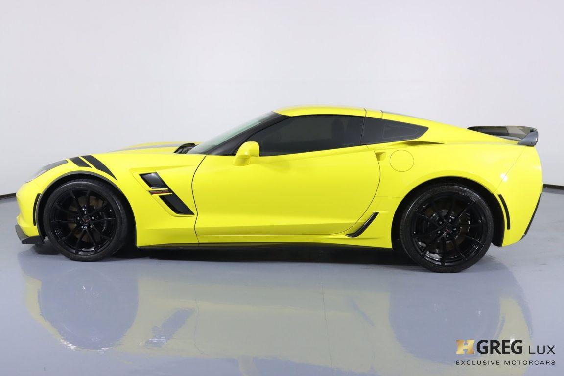 2017 Chevrolet Corvette Grand Sport 2LT #22