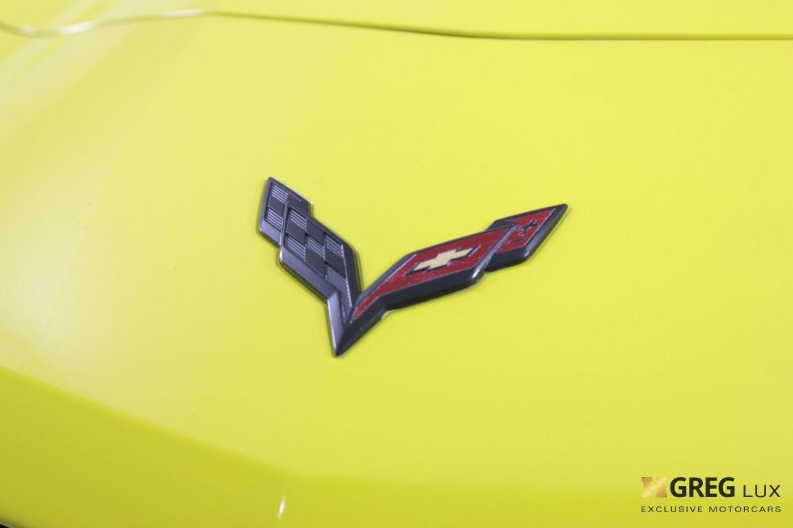 2017 Chevrolet Corvette Grand Sport 2LT #7
