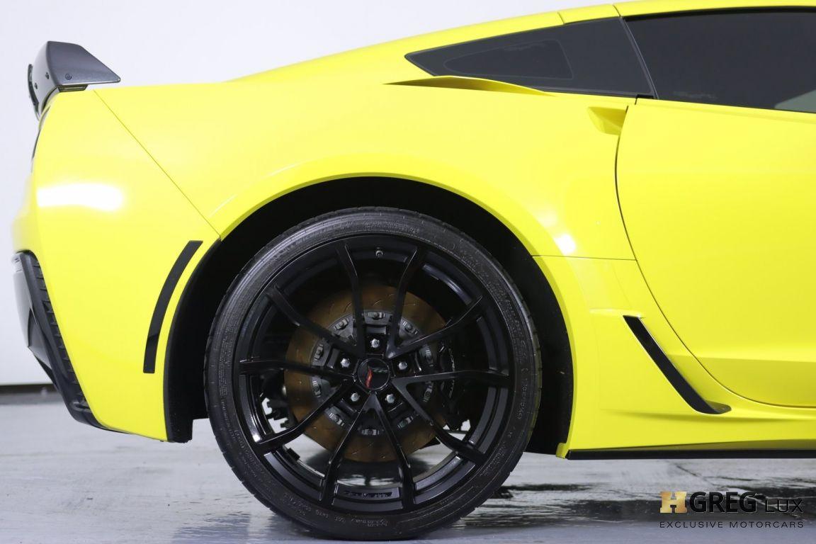 2017 Chevrolet Corvette Grand Sport 2LT #14