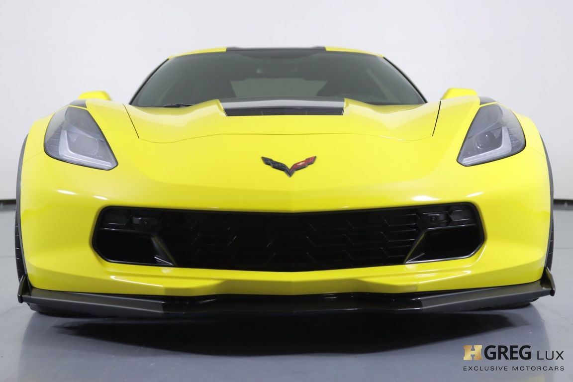 2017 Chevrolet Corvette Grand Sport 2LT #4