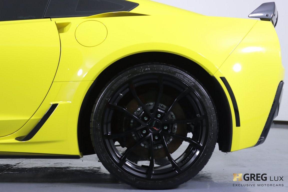 2017 Chevrolet Corvette Grand Sport 2LT #25