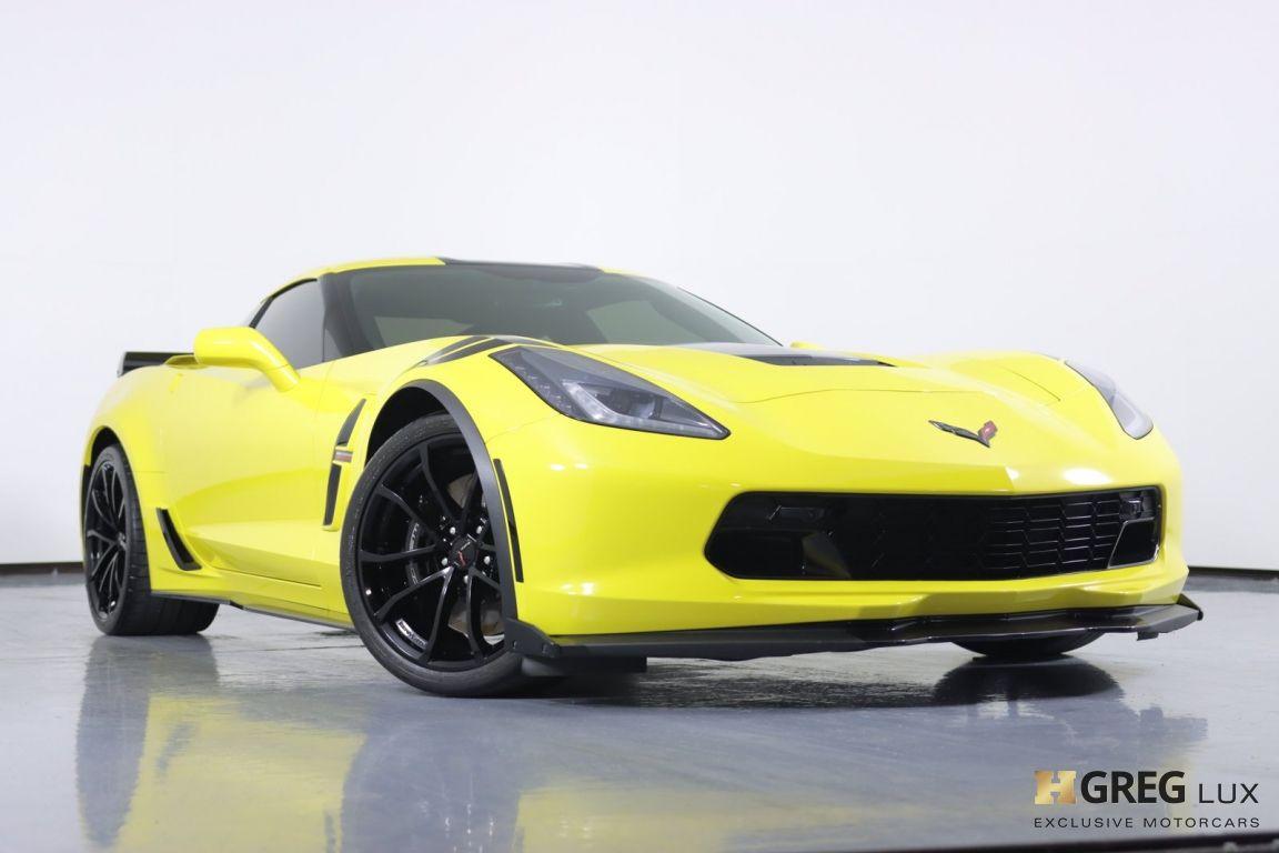 2017 Chevrolet Corvette Grand Sport 2LT #3