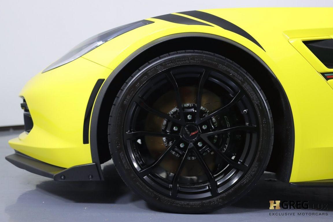 2017 Chevrolet Corvette Grand Sport 2LT #23