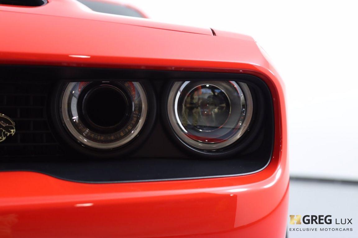 2021 Dodge Challenger SRT Super Stock #5