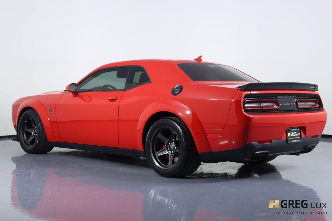 2021 Dodge Challenger SRT Super Stock #18