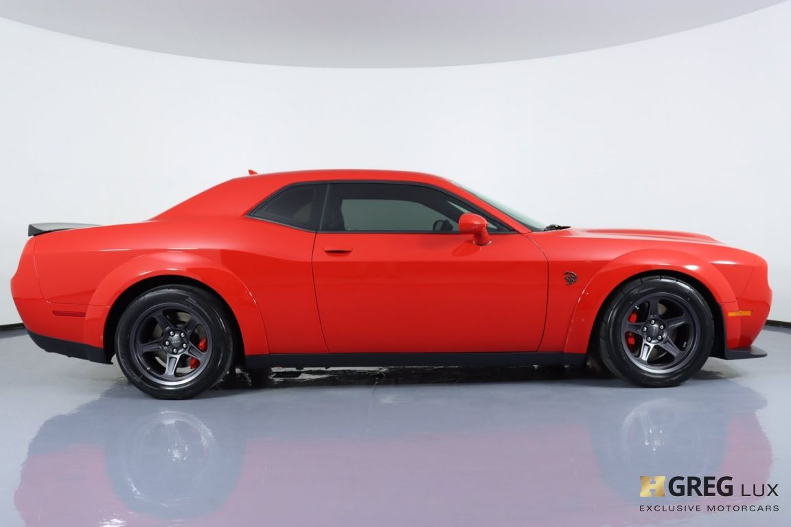 2021 Dodge Challenger SRT Super Stock #10
