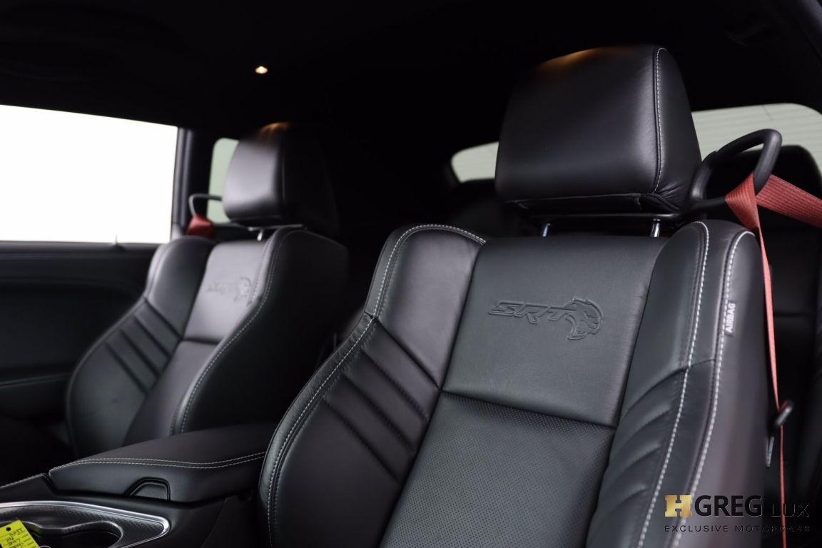 2021 Dodge Challenger SRT Super Stock #2