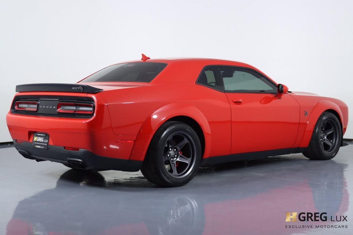 2021 Dodge Challenger SRT Super Stock #15
