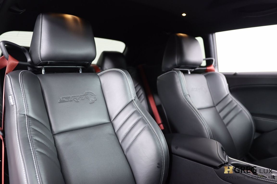 2021 Dodge Challenger SRT Super Stock #29