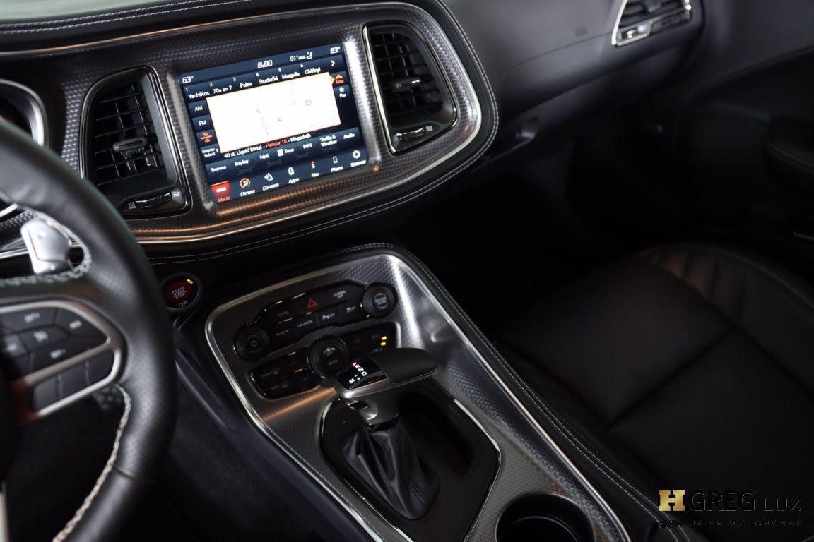 2021 Dodge Challenger SRT Super Stock #37