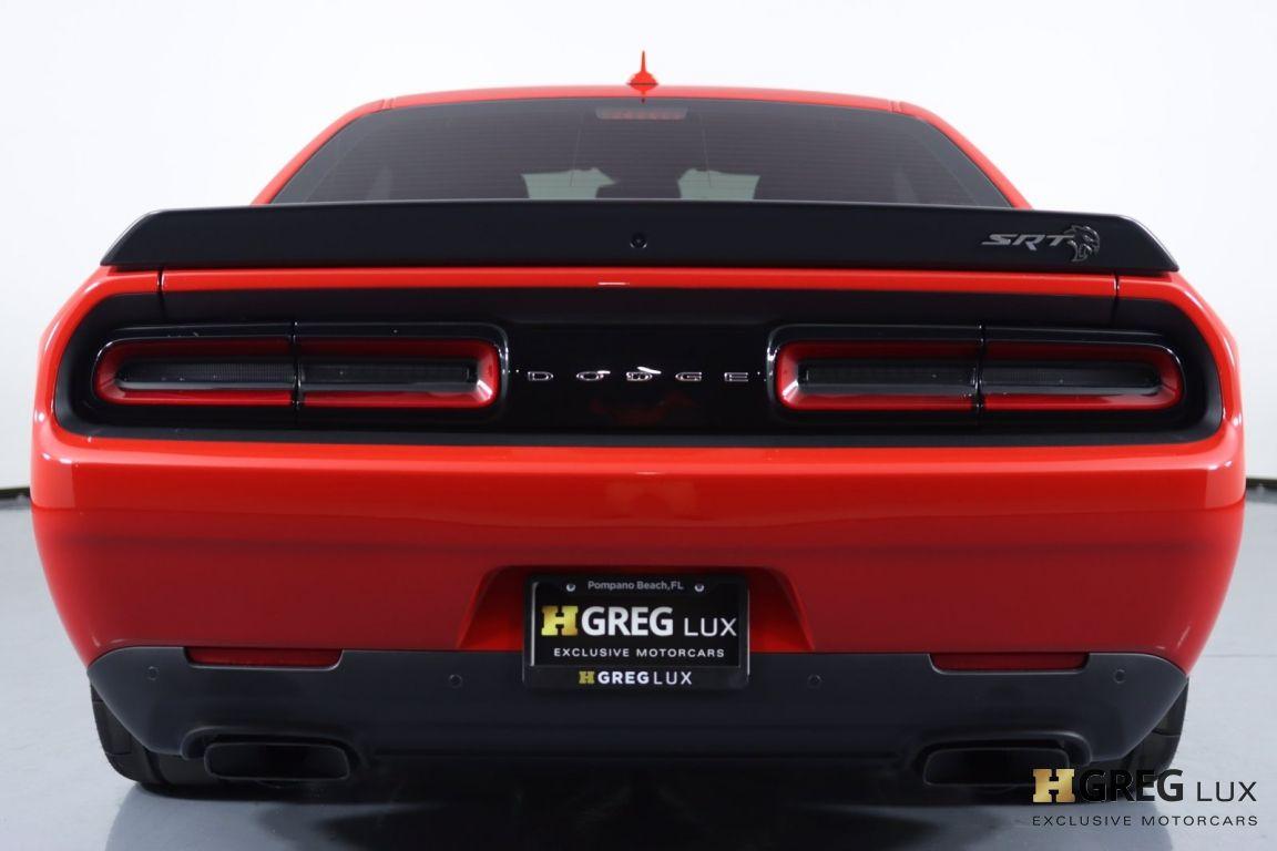 2021 Dodge Challenger SRT Super Stock #16