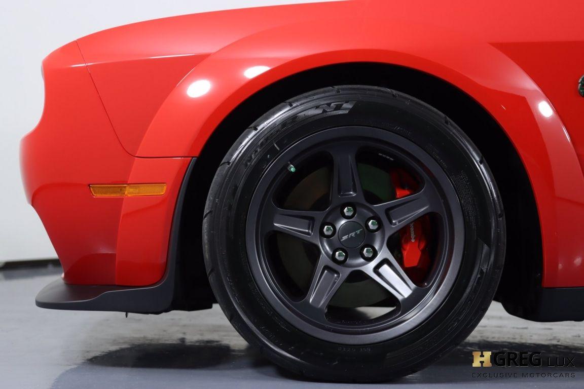 2021 Dodge Challenger SRT Super Stock #20