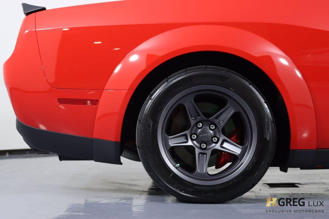 2021 Dodge Challenger SRT Super Stock #13