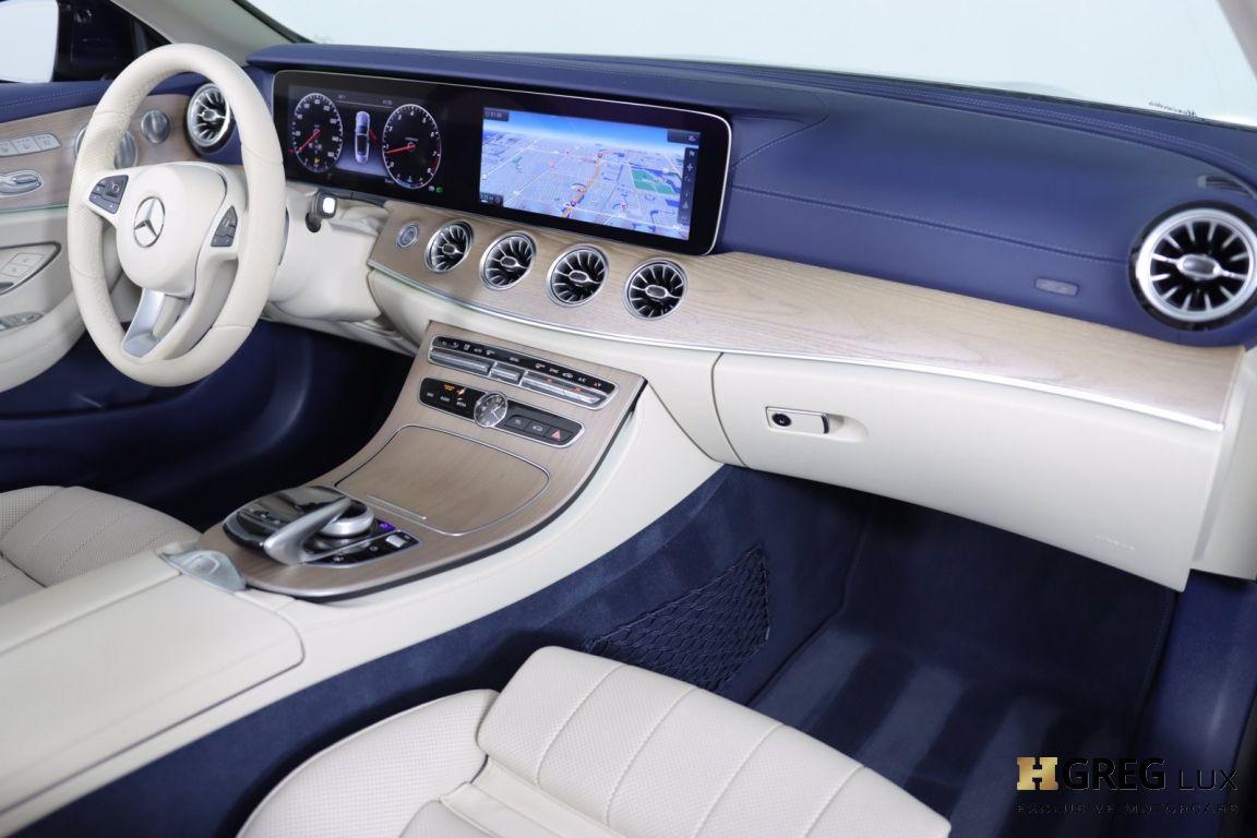 2018 Mercedes Benz E Class E 400 #54