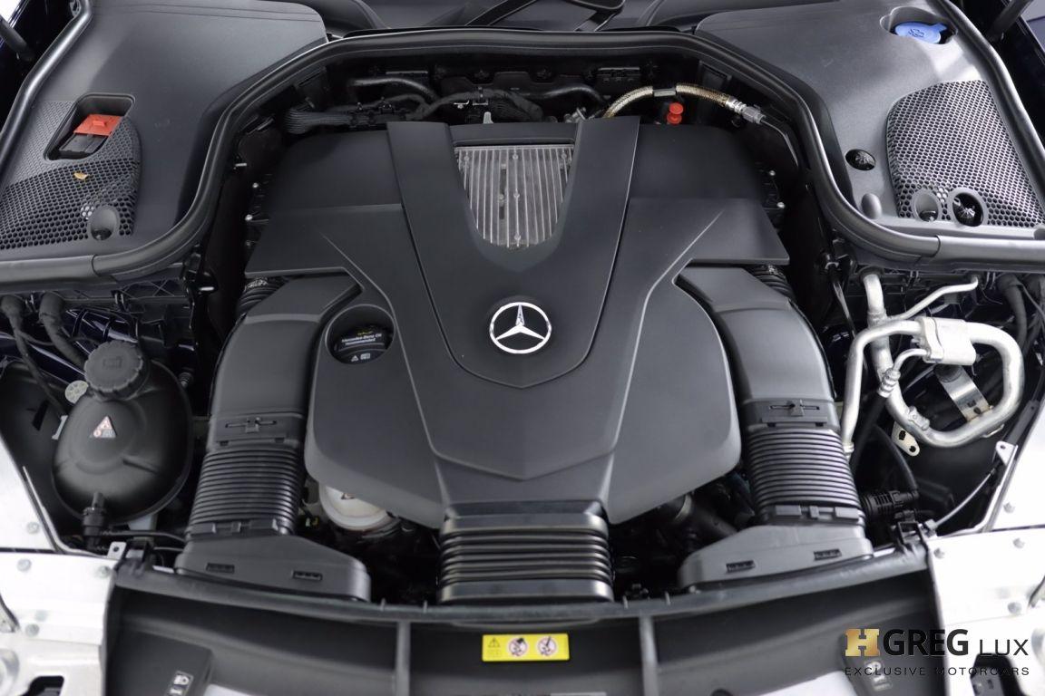 2018 Mercedes Benz E Class E 400 #53