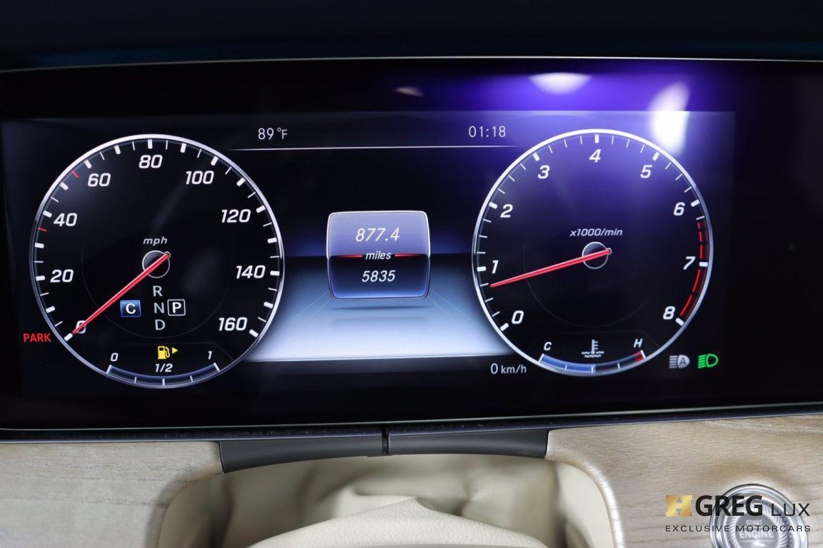 2018 Mercedes Benz E Class E 400 #47