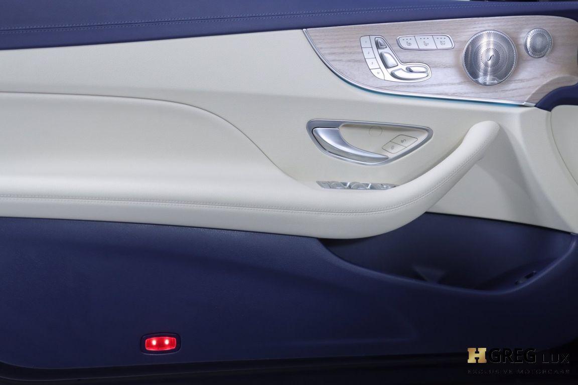 2018 Mercedes Benz E Class E 400 #37