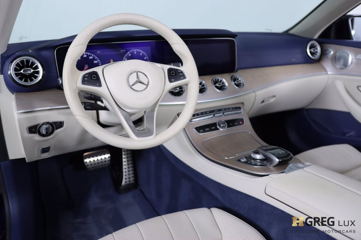 2018 Mercedes Benz E Class E 400 #1