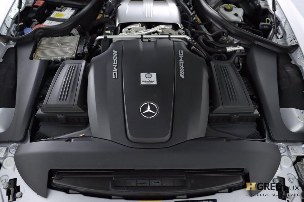 2018 Mercedes Benz AMG GT AMG GT #52