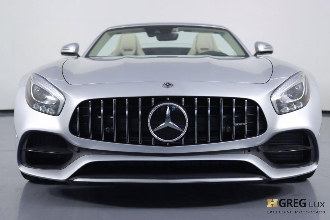 2018 Mercedes Benz AMG GT AMG GT #6