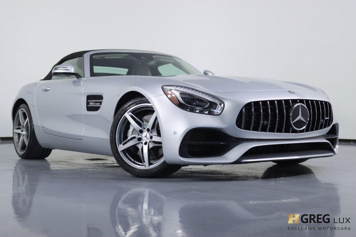 2018 Mercedes Benz AMG GT AMG GT #4