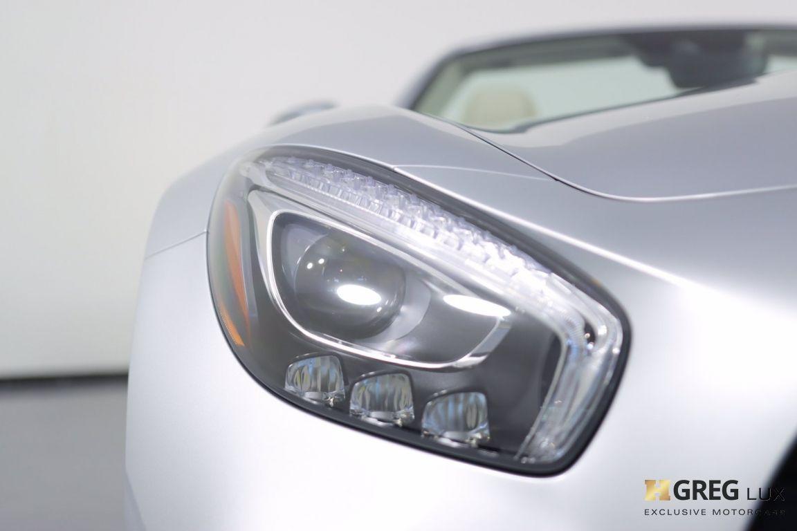 2018 Mercedes Benz AMG GT AMG GT #7