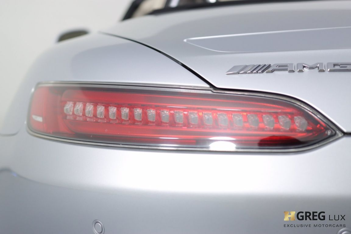2018 Mercedes Benz AMG GT AMG GT #21
