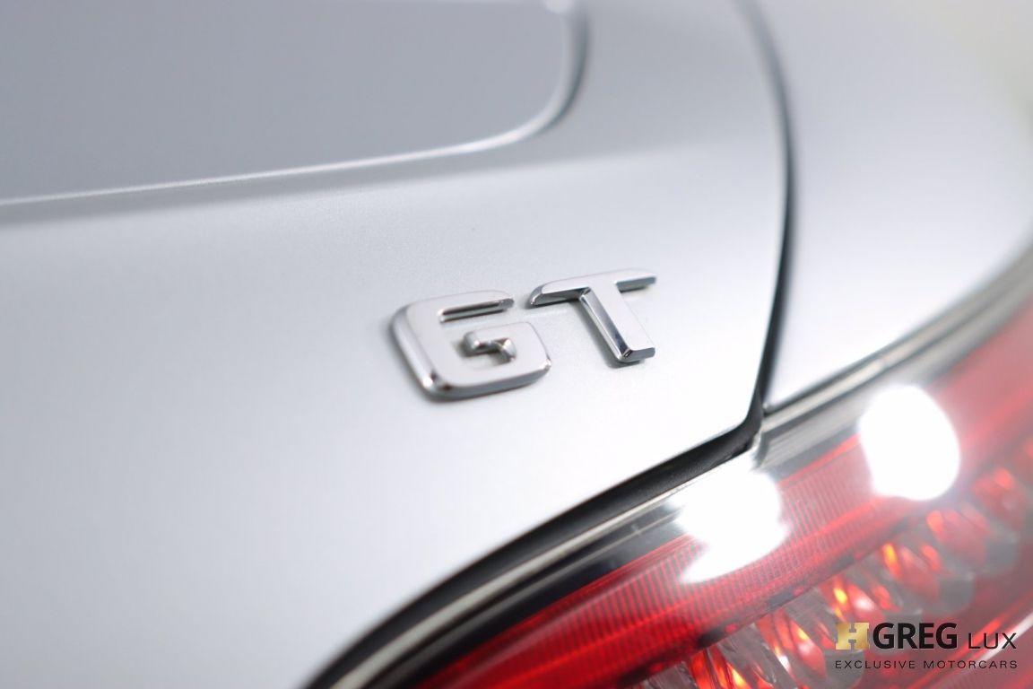 2018 Mercedes Benz AMG GT AMG GT #23