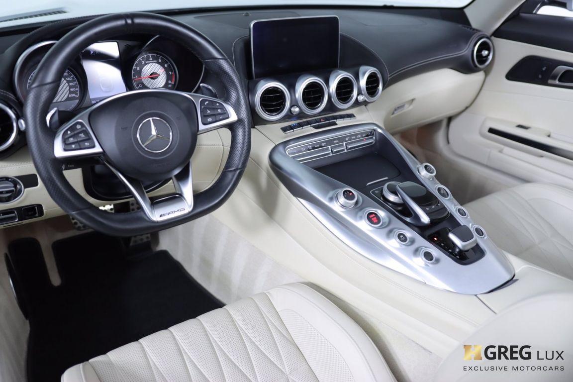 2018 Mercedes Benz AMG GT AMG GT #1