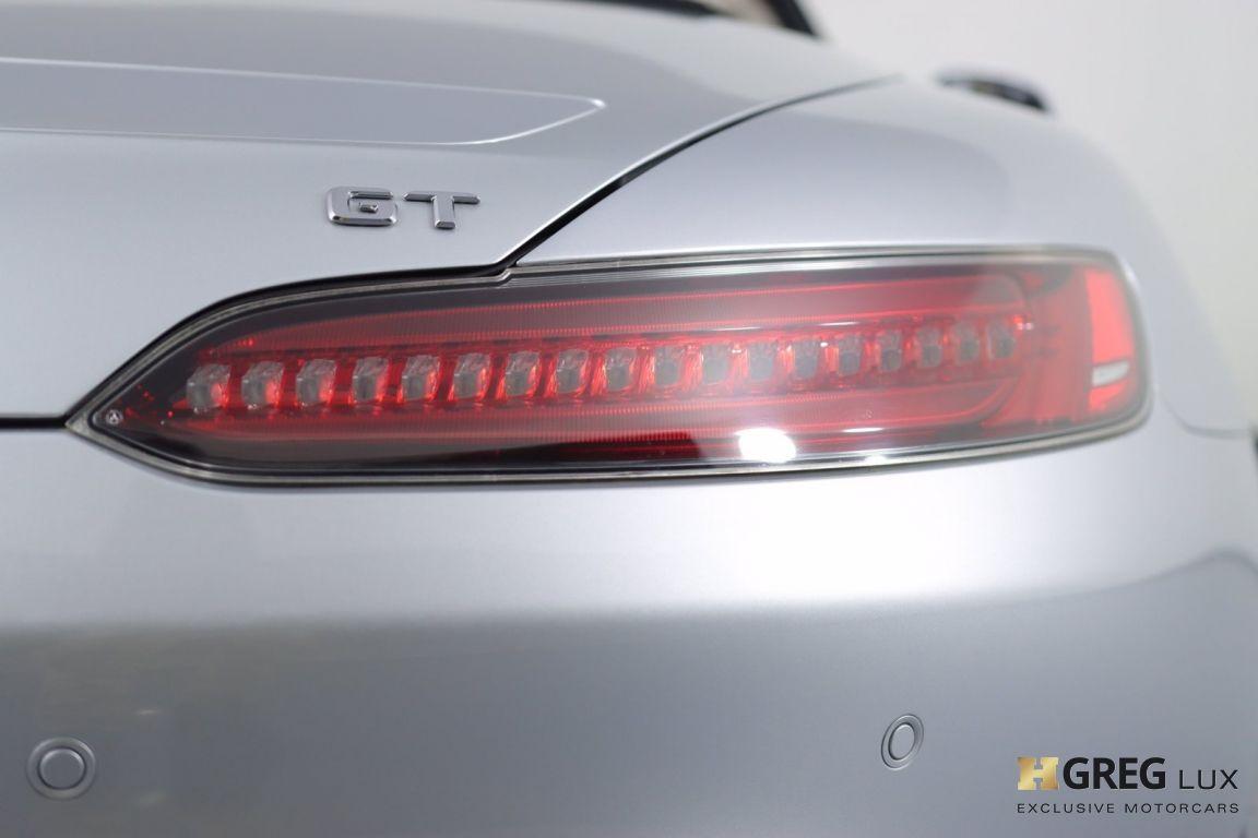 2018 Mercedes Benz AMG GT AMG GT #22