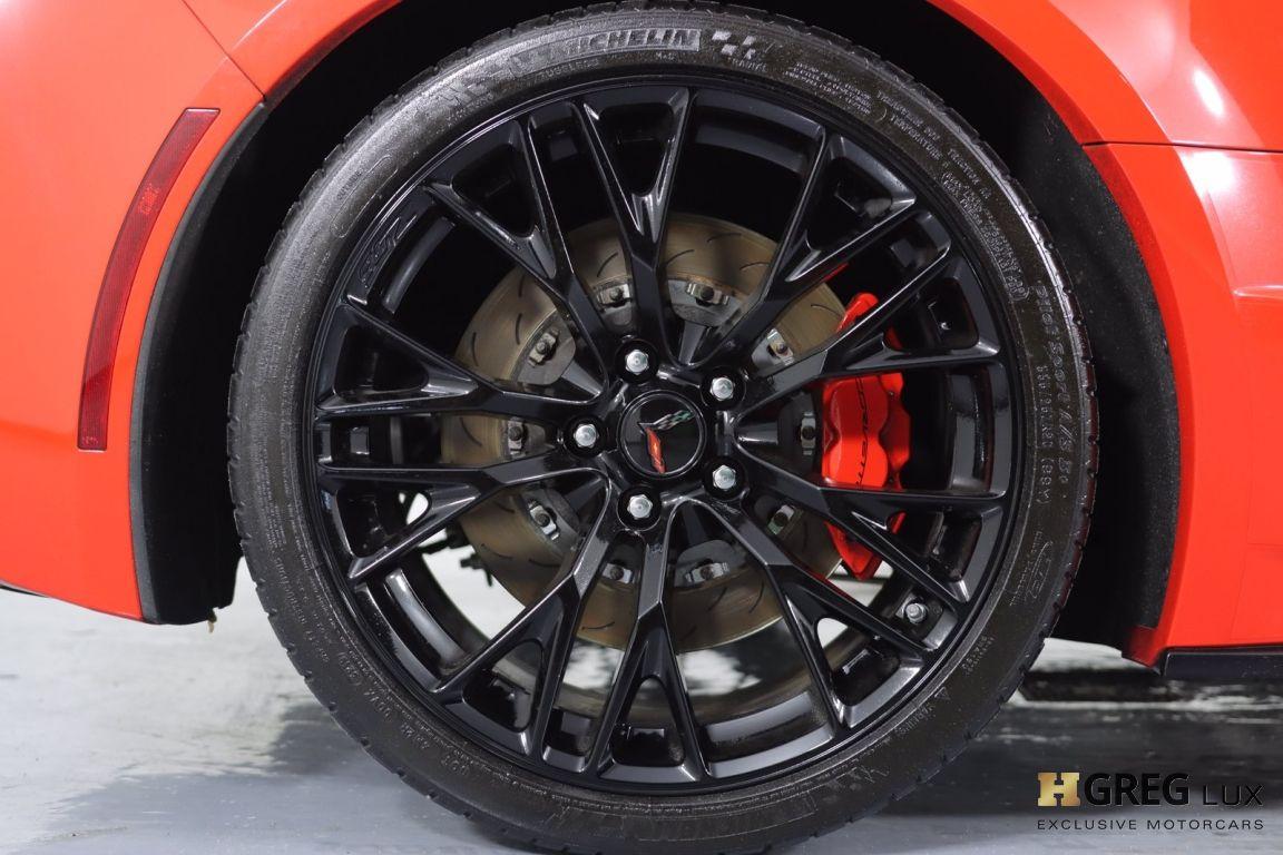 2016 Chevrolet Corvette Z06 2LZ #13