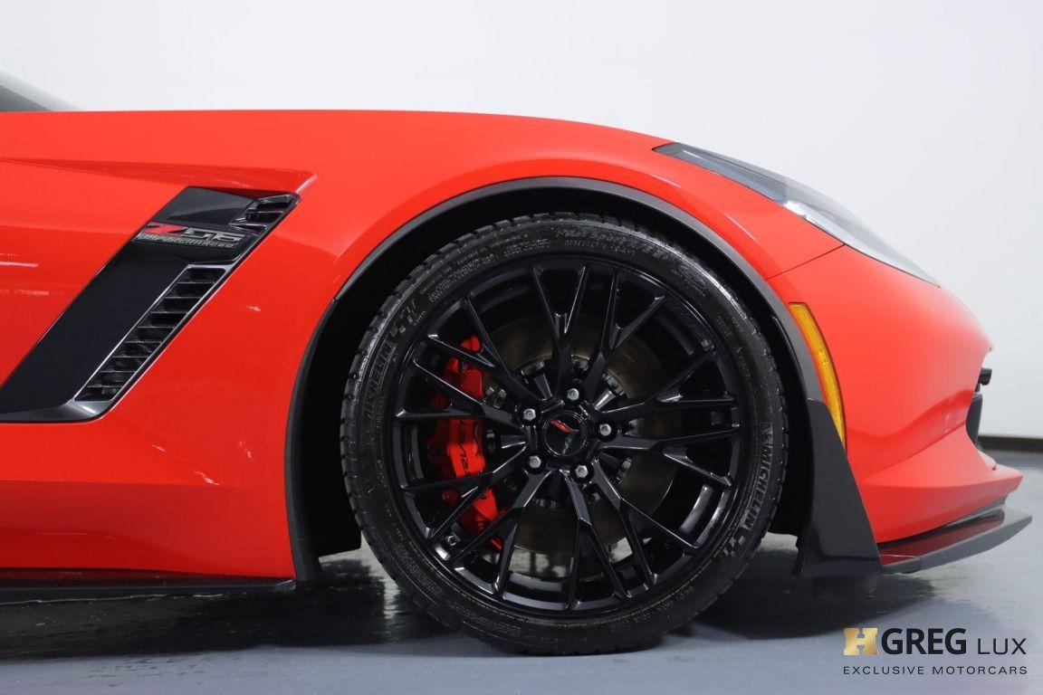 2016 Chevrolet Corvette Z06 2LZ #10