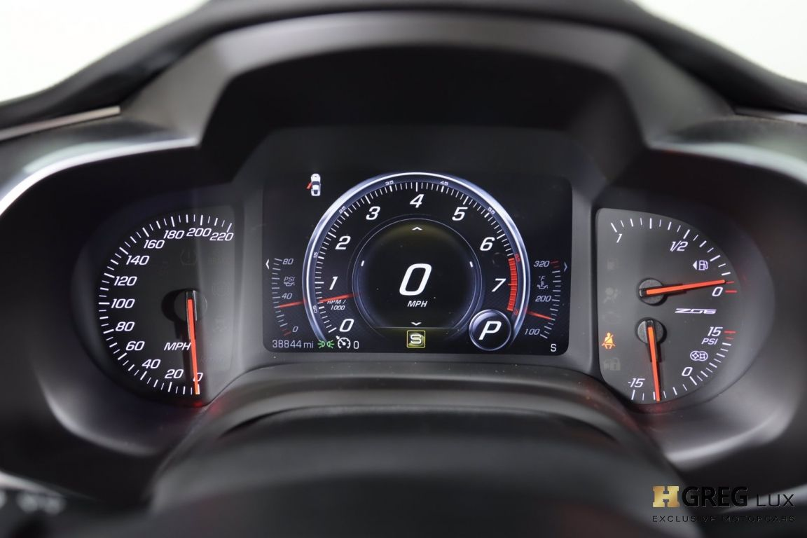 2016 Chevrolet Corvette Z06 2LZ #40