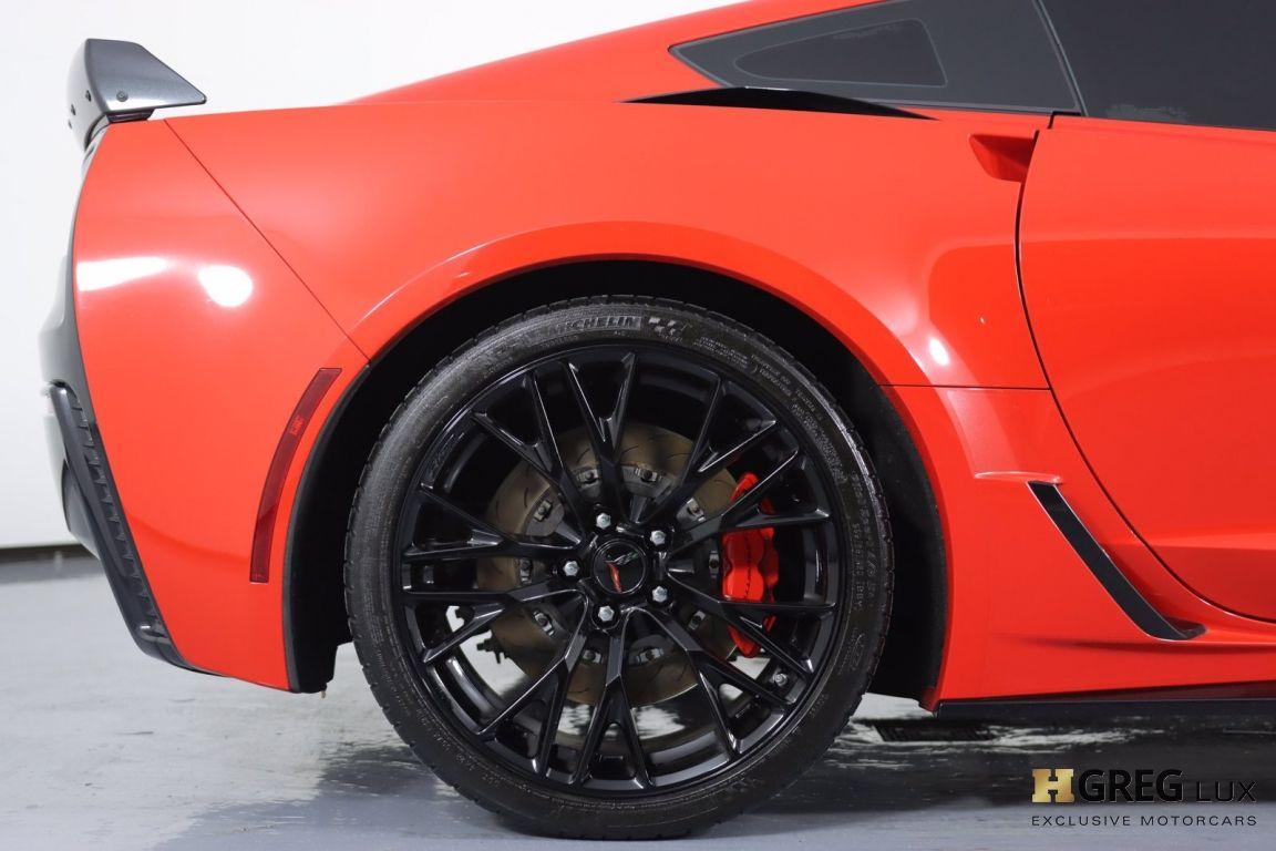 2016 Chevrolet Corvette Z06 2LZ #12