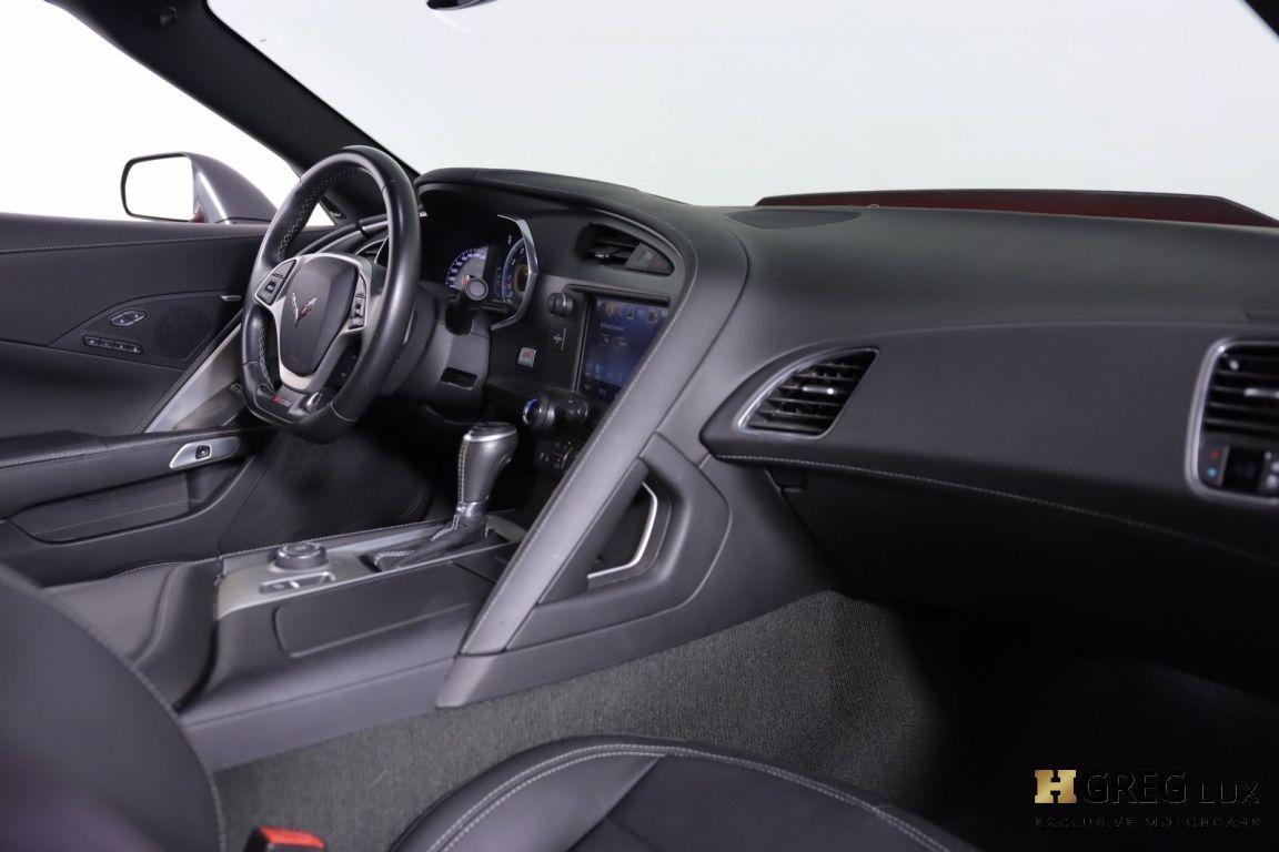 2016 Chevrolet Corvette Z06 2LZ #27