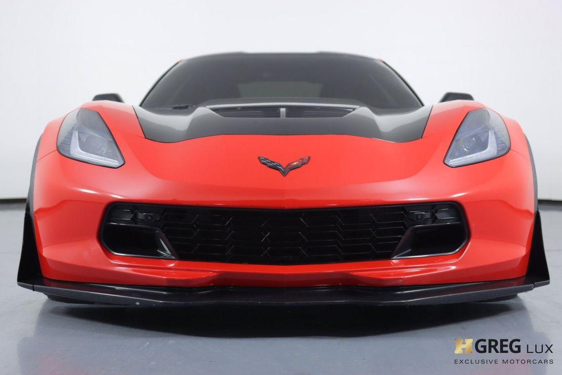 2016 Chevrolet Corvette Z06 2LZ #3